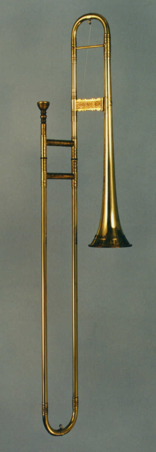 Renaissance/Baroque alto sackbut in Eb