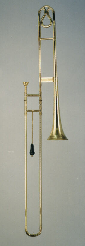 Bass Sackbut in F model Oller