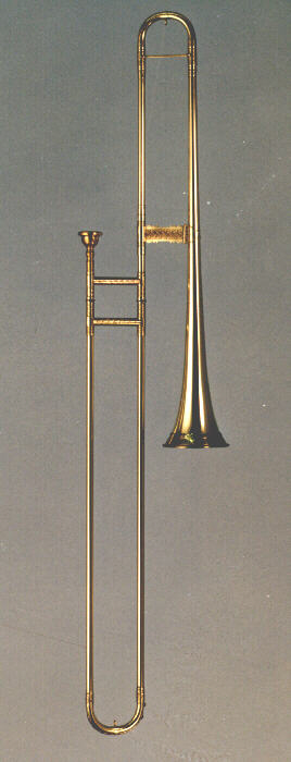 renaissance/baroque tenor sackbut in Bb