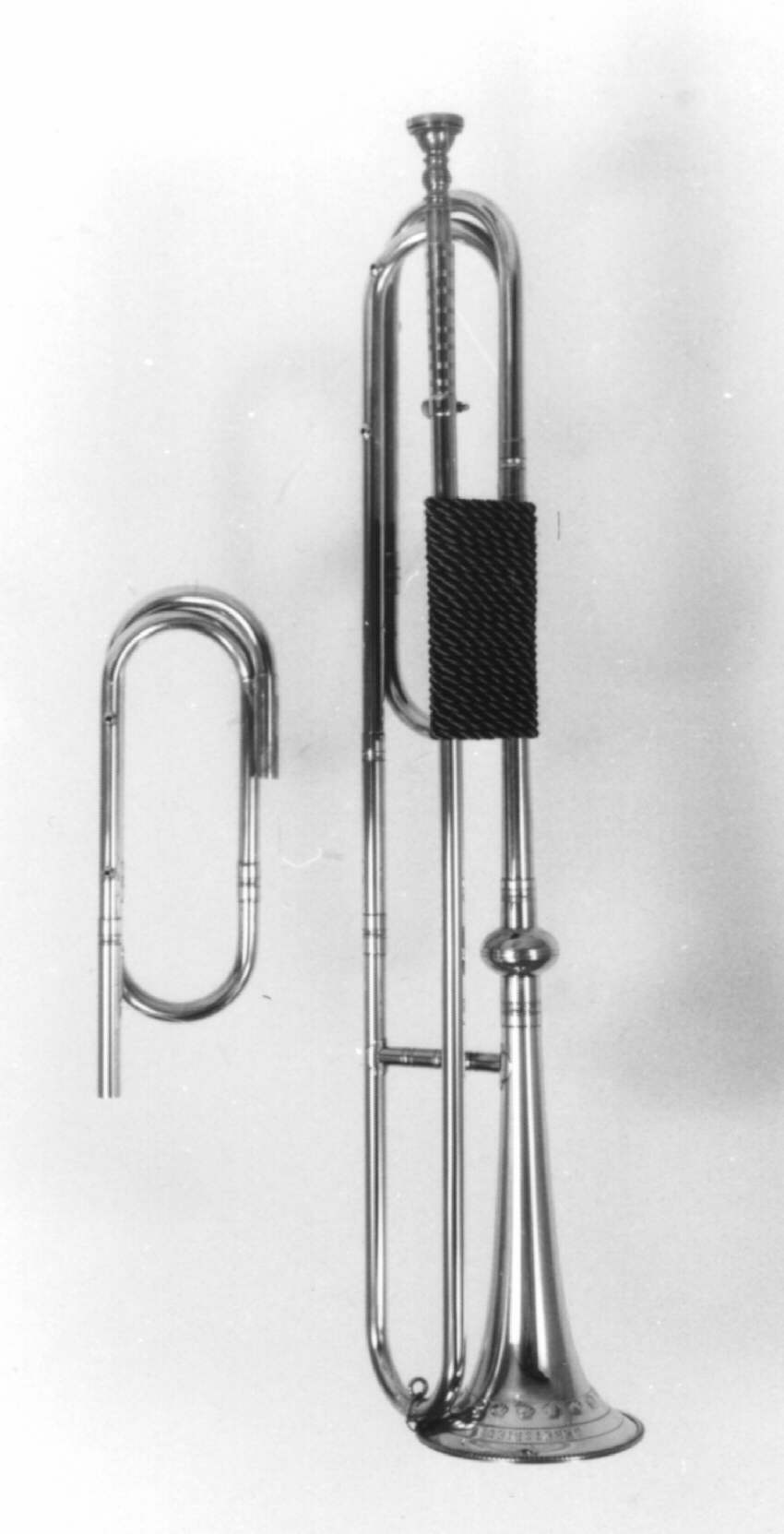 baroque trumpet short model